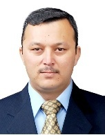 Dr. Hussain Yasa, Chief Editor of the daily Outlook Afghanistan